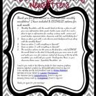 Thank you for your interest in these adorable monthly newsletters! I have included 8 EDITABLE (in powerpoint) options for each month:  1.Monthly Ne...