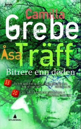 Bitrere enn døden Grebe, Camilla; Träff, Åsa fra ARK. Om denne nettbutikken: http://nettbutikknytt.no/ark-no/
