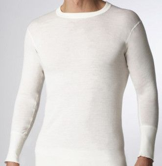 Wool Long Sleeve Shirt by Stanfield's
