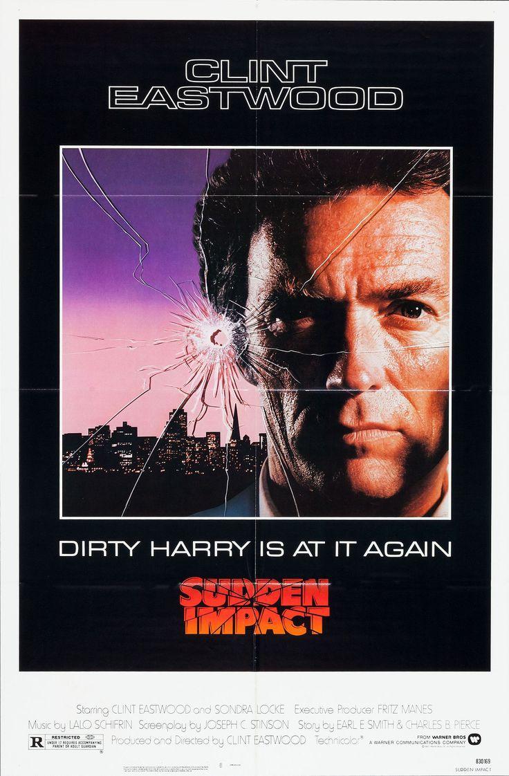 Impacto Súbito (Sudden Impact), de Clint Eastwood, 1983