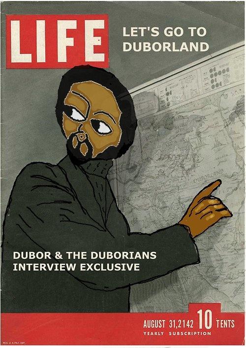 WHO ARE DUBOR & THE DUBORIANS??
