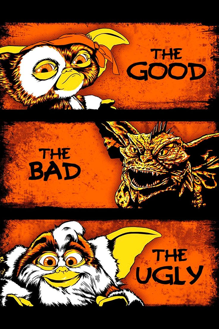 Pin by HORROR AND MORE HORROR on GREMLINS Gremlins