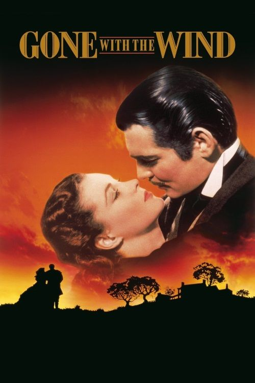 Gone with the Wind. How I love this movie.*