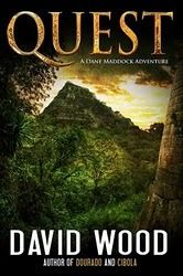 Quest (Dane Maddock #3) 146 B.C.- Escaping just ahead of the invading Roman legions, a Carthaginian soldier carries an ancient secret to places unknown.  1925- Percy Fawcett launches his final expedition into the Amazon, but what is his true objective?
