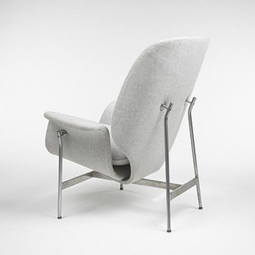 George Nelson & Associates | Kangaroo lounge chair | 1956