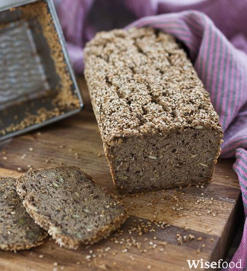 Prøv denne opskrift på sundt glutenfrit brød. Det er smagfuldt og lækkert, har en god konsistens og er ovenikøbet nemt at lave.