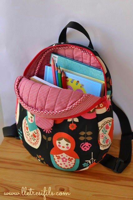 mochila infantil                                                                                                                                                     Mais