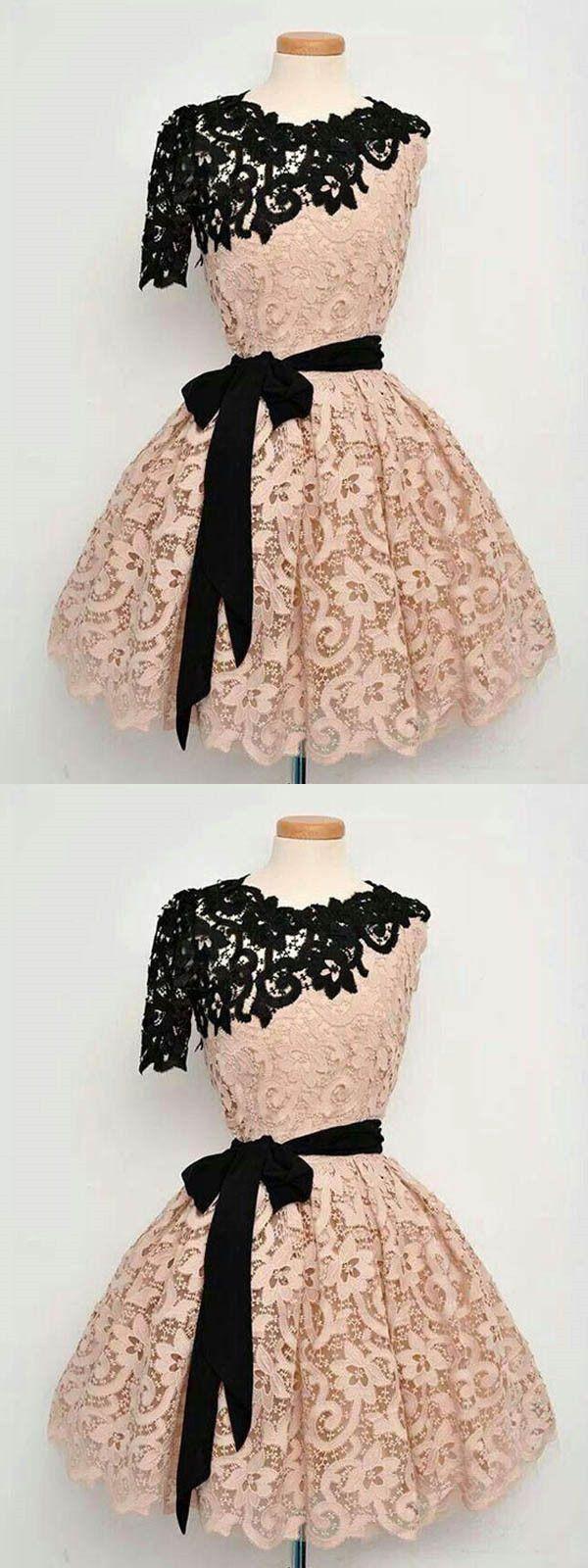 Lace bra under dress september 2019  best Dress images on Pinterest  Low cut dresses Clothing