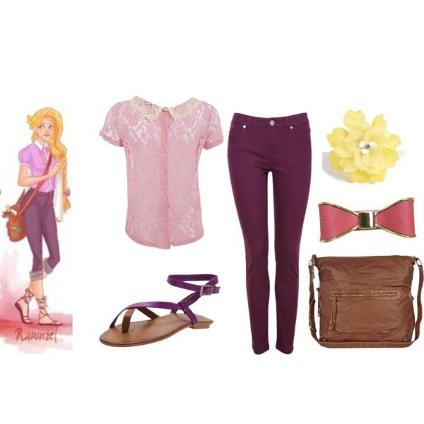 """""""Rapunzel Hipster"""" by mutt81 on Polyvore"""