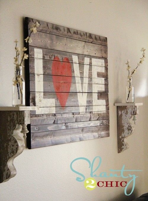 rustic wall art for above the couch
