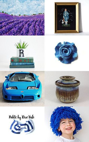 Sharing the Blues... by francaandnen on Etsy--Pinned with TreasuryPin.com