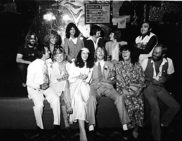 Led Zeppelin Wedding