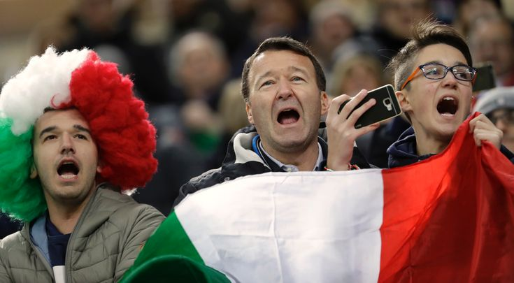 Italian soccer fans need something else to do next summer