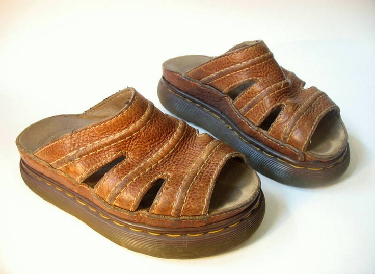 Chunky early 90s Doc Martens Sandals...had these too