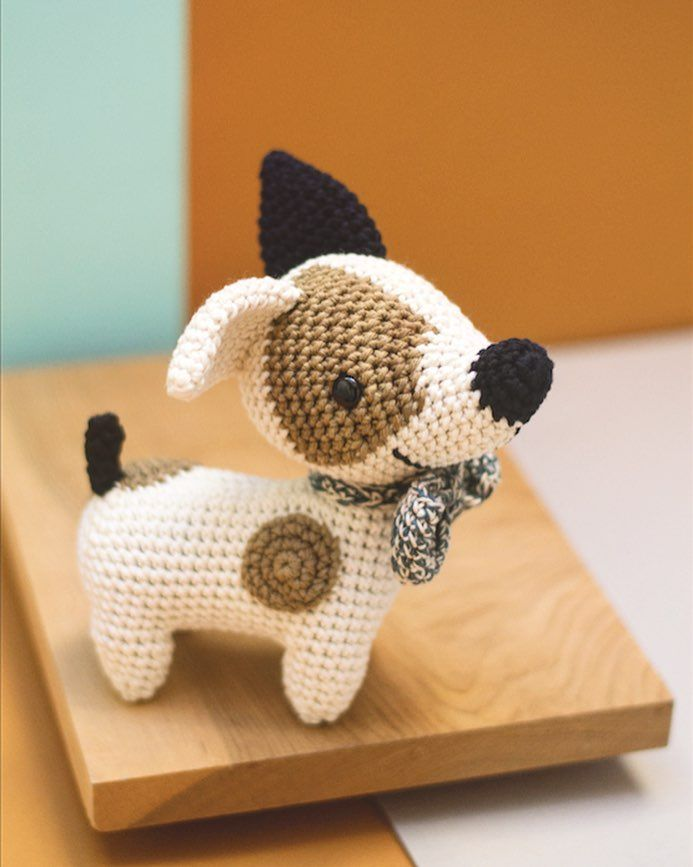 Daniel Jack Russell. The 18th character for my next book, Animal friends of Pica Pau
