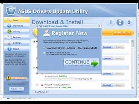 asus x555l drivers for windows 7 64 bit