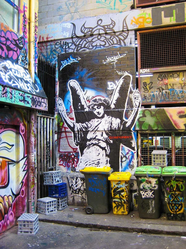 17 best images about street art for Nas mural queens
