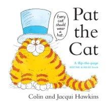 Book: Pat the Cat: Cats, Books, Art, Kiddie Lit, Also