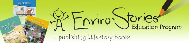 """Enviro-Stories aims to help students """"Establish a sense of place through environmental storytelling"""". By helping students develop this """"sense of place""""  in their local environment we hope to not only generate awareness and but inspire life long curiosity and appreciation for the natural world."""