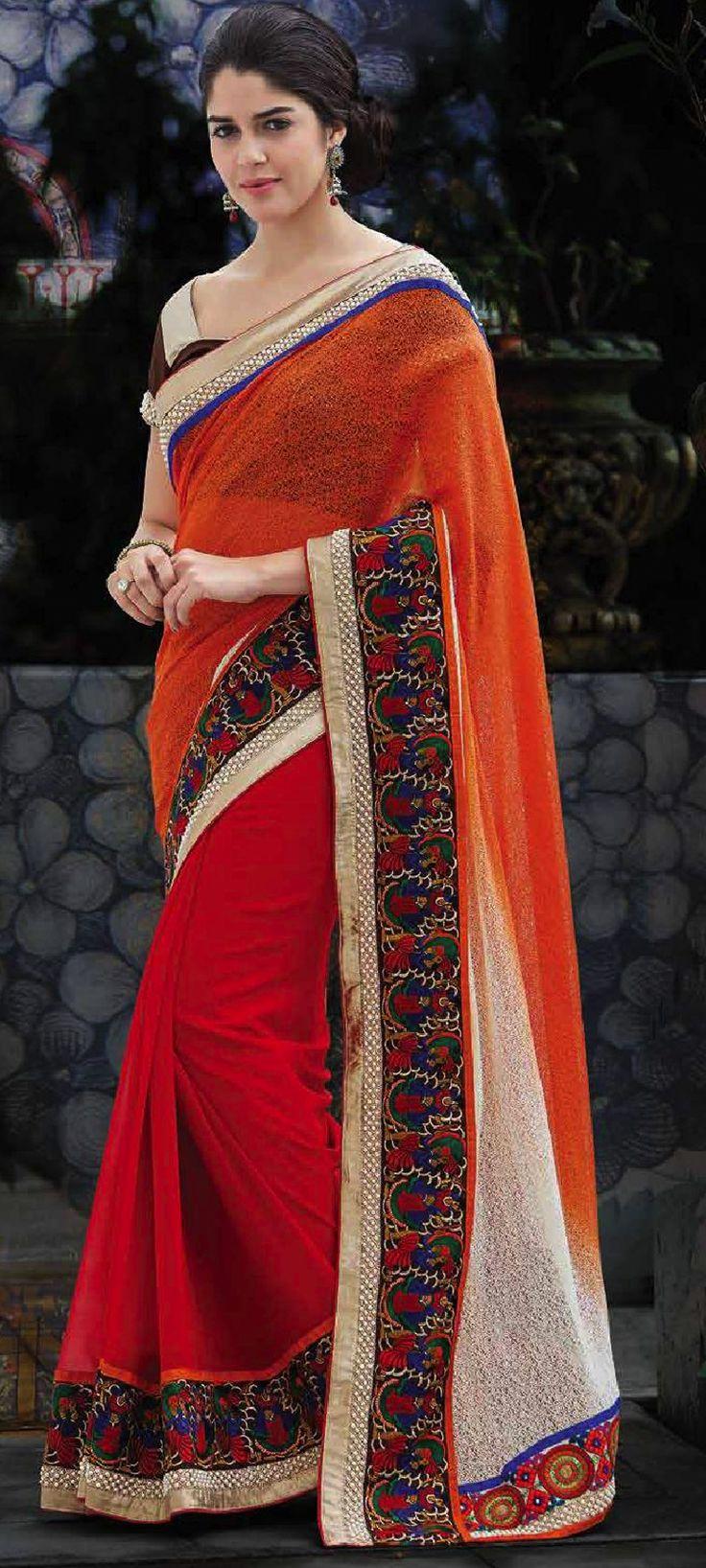 Looking Beautiful saree