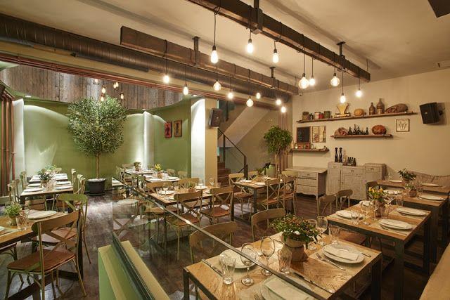 Mexil Design Resaturant To Magazi Athens #mexil #restaurant #athens