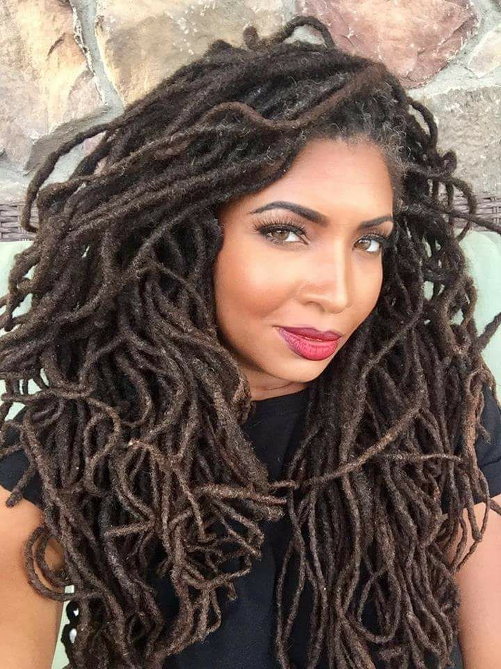 Female Dreads Hairstyles Beauteous 1756 Best Beautiful Dreadlocs  Locs  Dreads  Dreadlocks Images On