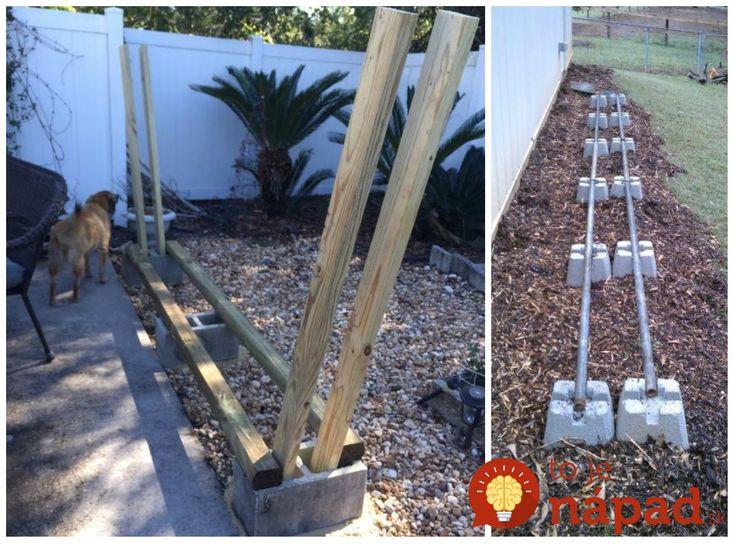 Perfektné nápady, ako v záhrade uskladniť palivové drevo. Okrem toho, že budete mať vždy na poriadku a pekne usporiadané, môžete vďaka nemu aj skrášliť svoju záhradu. Pozrite sa na tie skvelé veci, ktoré vymysleli títo