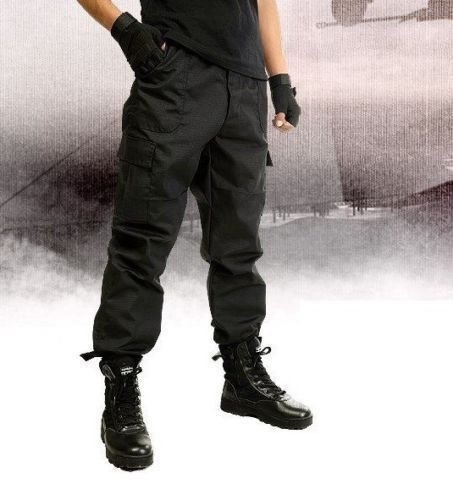SWAT Tactical pants Assault Duty Gear Cosplay Military Hunting Pants,BK military pants