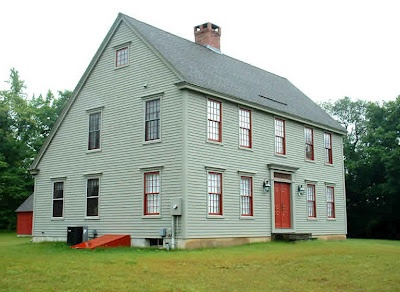 17 Best Images About Beautiful Colonial Homes On Pinterest Connecticut Saltbox Houses And