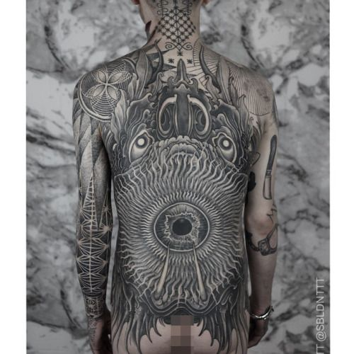 satanstorm:Devin's back by Alexander Grimm and myself. by mxmttt http://ift.tt/18LqDko