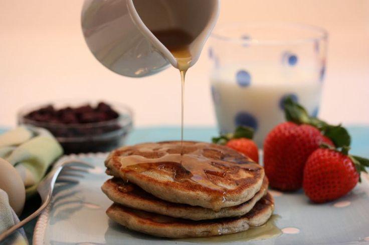 I pancakes sono una ricetta tipica americana, in questo articolo vi spieghiamo come prepararli in versione light.