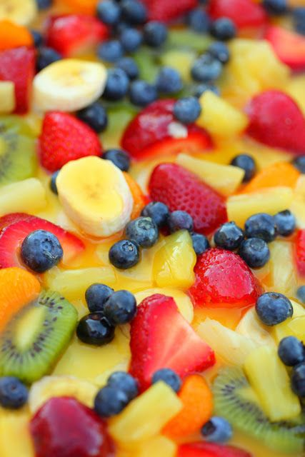 Recipe | 13 Spectacular Fresh FRUIT Salads #holiday #party #thanksgiving #christmas