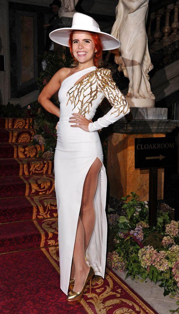 Paloma Faith. Quirky glamour!