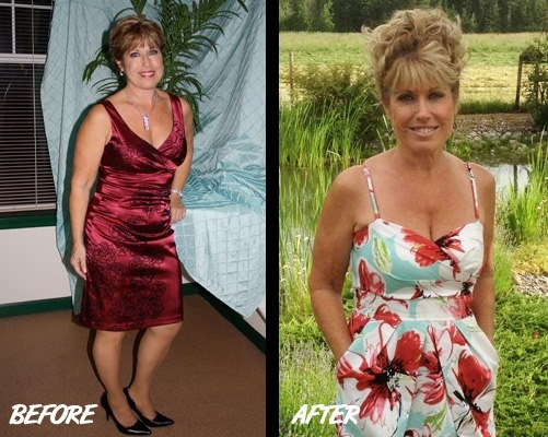 Kathy is a great success story on the New You Program - way to go Kathy!