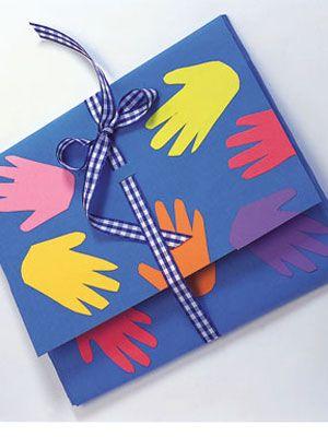 1st Day of School Portfolio - create one every year!