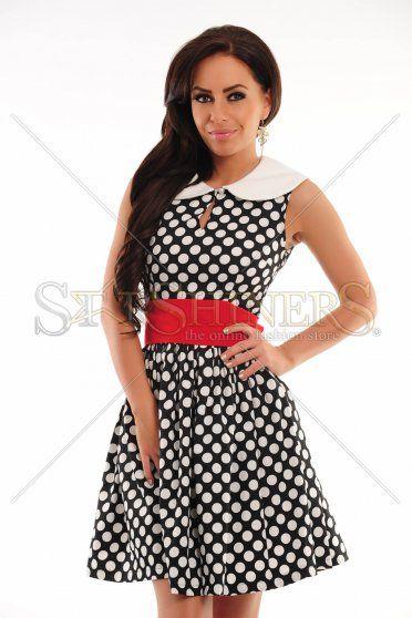 Rochie PrettyGirl Faithful Black