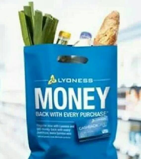 Make money on the money you already spend. What an amazing concept! It has never been done before in this manner and is creating the worlds largest shopping community Check out this web site: http://www.mylyconet.com/agnestavas/