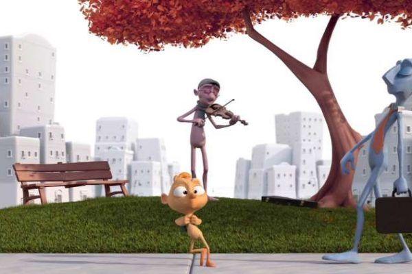 Alike: Μια animation ταινία για τη «σωστή» διαπαιδαγώγηση των παιδιών