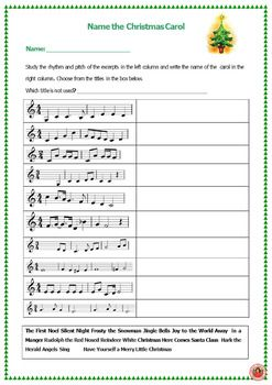 205 best December Music images on Pinterest  Music classroom
