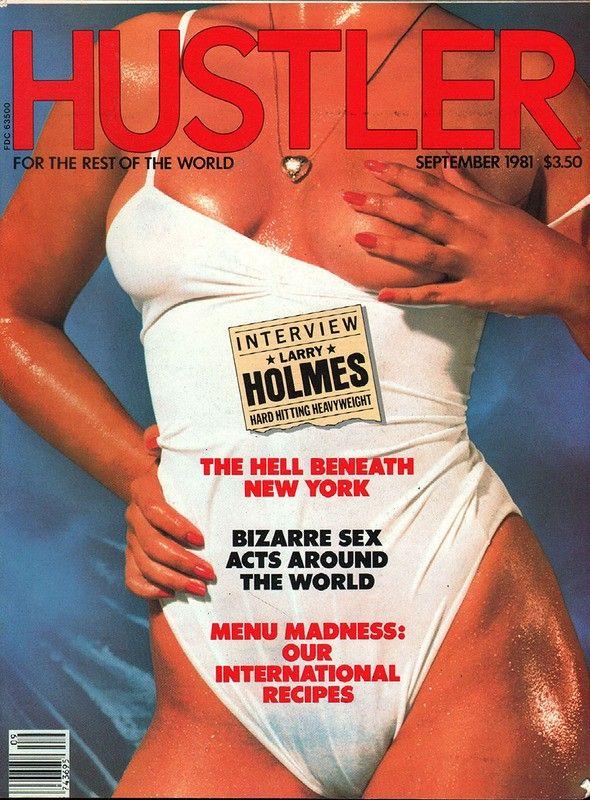 12th, hustler cover september 2001