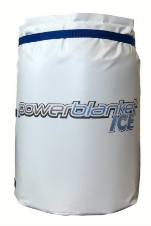 Powerblanket ICE PBICEKEGIP 1/2 Barrel Beer Keg Cooling Blanket – Powerblanket Shop
