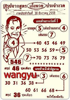 Thailand Lottery Magic Win Tips Magazine Free Papers 1.1.2017 - http://thailottopapertips.com/thailand-lottery-magic-win-tips-magazine-free-papers-1-1-2017/