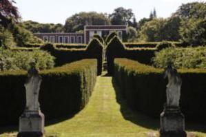 Gardens at Biddick Hall