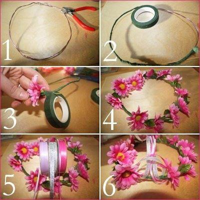 pinterest fairy party | Fairy-Garden-Flower-Bug Party Themes / DIY fairy crowns