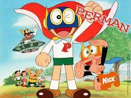 Perman,the superman
