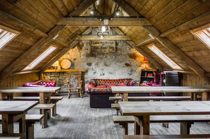 Ben Nevis Inn, Fort Williams