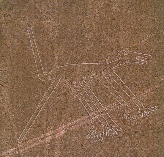 The best way to view the Nazca lines are by air. Your private plane is a smooth 30 mins viewing 70 of these ancient geoglyphs. Nazca, Peru.
