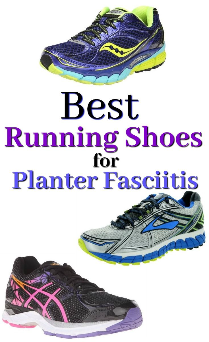 Tired of running or walking with pain? Read this Complete Guide before you go shopping for a suitable pair of Running Shoes for Plantar Fasciitis  #Runnerclick