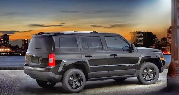 2015 Jeep Patriot Release Date & Price