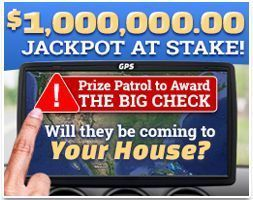one of the top surprises out there when it comes to winning online sweepstakes, I would lean towards this one folk's!!!. Yes Please, Sir.!!!